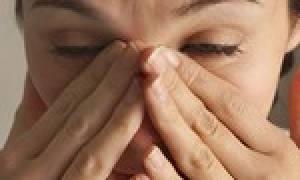 Хронический верхнечелюстной синусит профилактика